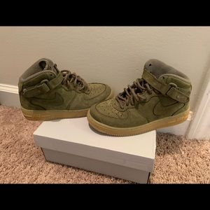 Size 13C  Nike Air Forces